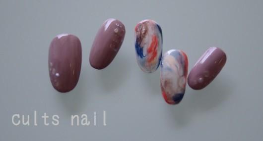 7月nail1